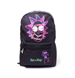 Rick & Morty - Ricks Face Placement Printed Backpack