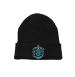 Harry Potter - Slytherin Crest Beanie - Headwear Black