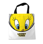 Looney Tunes Sublimated Tote Bag Tweety Circle