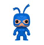 The Tick POP! TV Vinyl Figure The Tick 9 cm