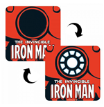 Iron Man Coaster 303506