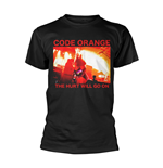 Code Orange T-shirt Red Hurt Photo