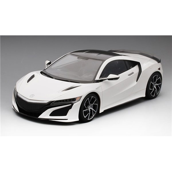 Buy Official ACURA NSX 130R WHITE CARBON FIBER PACKAGE 2017