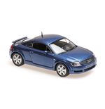 AUDI TT COUPE 1998 BLUE METALLIC