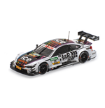 BMW M4 F82 ICE WATCH TEAM MTEK TOM BLOMQVIST DTM 2016