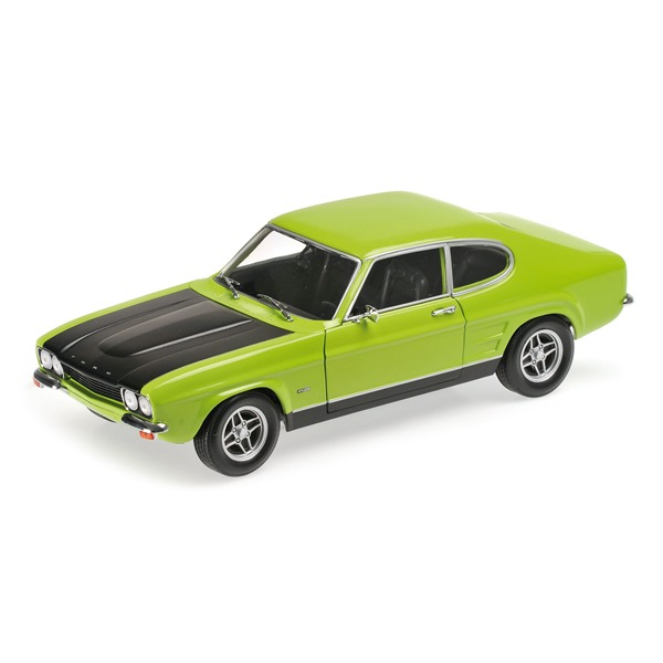 FORD CAPRI RS 2600 1970 GREEN & BLACK