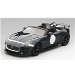 JAGUAR F-TYPE PROJECT 7 BRITISH RACING GREEN TOP SPEED