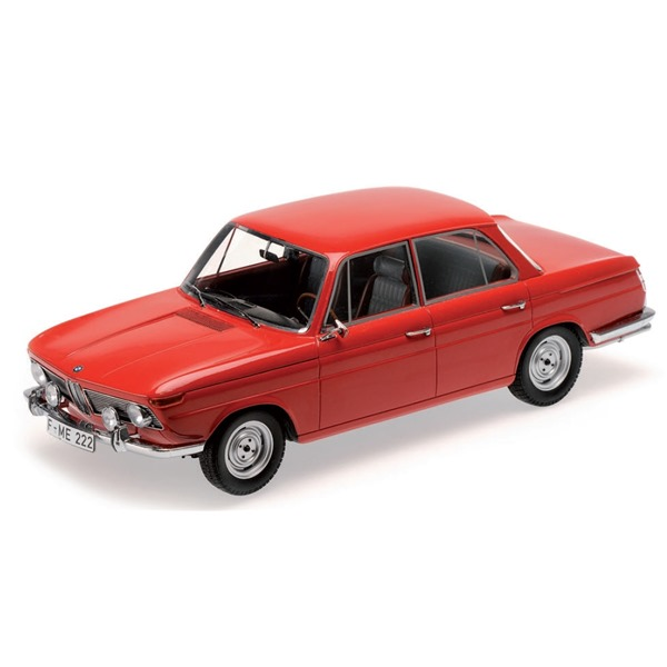 BMW 1800 TI 1965 RED