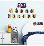 Barcelona Wall Stickers 304273