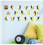 Barcelona Wall Stickers 304292