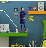 Barcelona Wall Stickers 304302