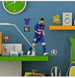 Barcelona Wall Stickers 304312