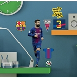 Barcelona Wall Stickers 304320