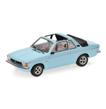 OPEL KADETT C AERO 1977 LIGHT BLUE