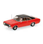 OPEL REKORD C COUPE' 1966 RED
