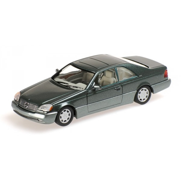 Buy Official MERCEDES BENZ 600 SEC COUPE' C140 1992 GREEN ...