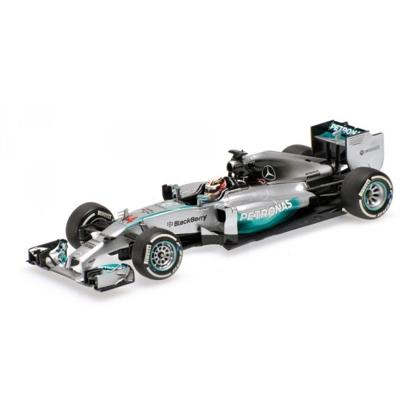 MERCEDES AMG F1 TEAM W05 LEWIS HAMILTON WINNER CHINESE GP WORLD CHAMPION F1 2014