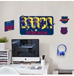 Barcelona Wall Stickers 304630