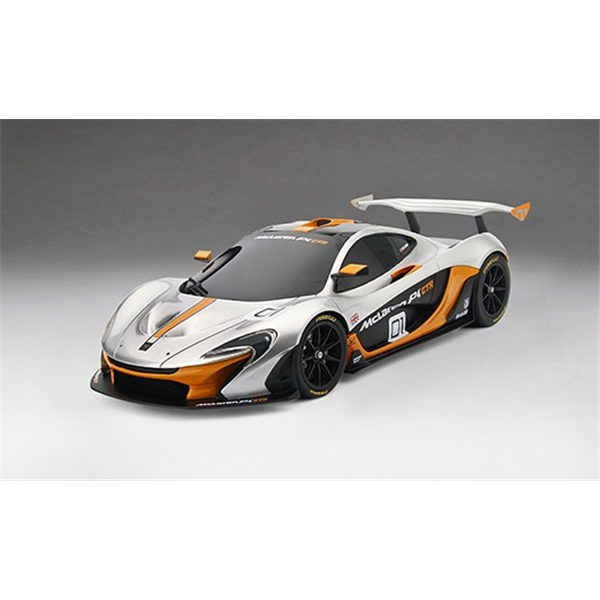 McLAREN P1 GTR PEBBLE BEACH 2014