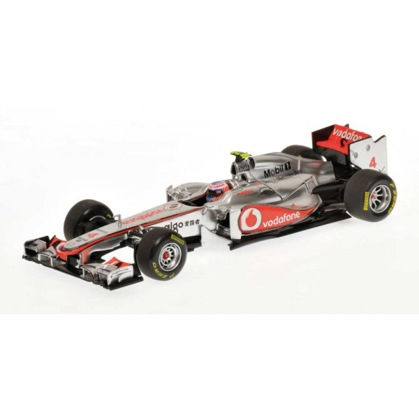 McLAREN MERCEDES MP4/26 J. BUTTON 2011