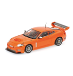 JAGUAR XKR GT3 2008 ORANGE