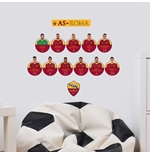 AS Roma Wall Stickers 304826