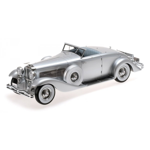 DUESENBERG SJN SUPERCHARGED CONVERTIBLE COUPE' 1936