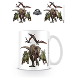 Jurassic World Fallen Kingdom Mug Dino Rampage