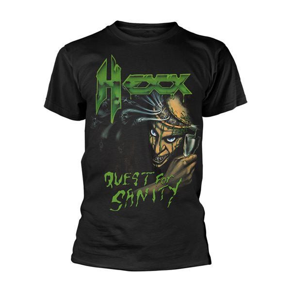 Hexx T-shirt Quest For Sanity