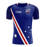 2018-2019 Australia Flag Away Concept Football Shirt (Kids)
