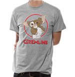 Gremlins - Gizmo Distressed - Unisex T-shirt Grey