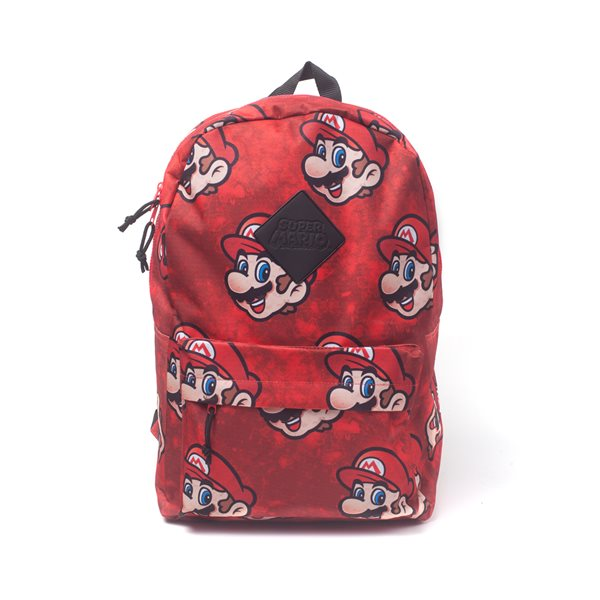 Nintendo - Super Mario Sublimation Backpack