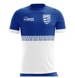 2018-2019 Greece Away Concept Football Shirt