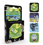 Rick and Morty Coaster 4-pack Mix