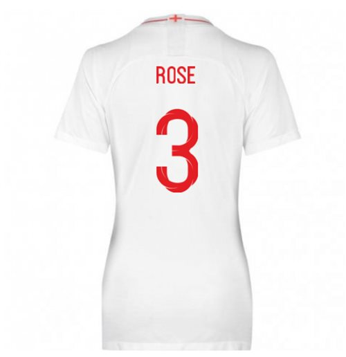 2018-2019 England Home Nike Womens Shirt (Rose 3)