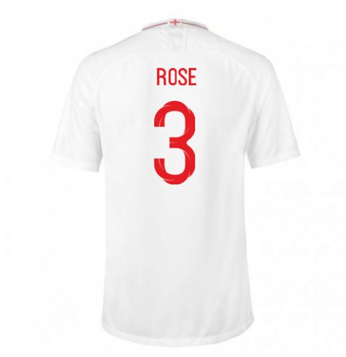 2018-2019 England Home Nike Football Shirt (Rose 3)