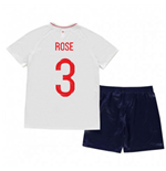 2018-2019 England Home Nike Baby Kit (Rose 3)