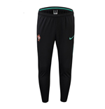 2018-2019 Portugal Nike Squad Training Pants (Black)