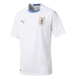 2018-2019 Uruguay Away Puma Football Shirt