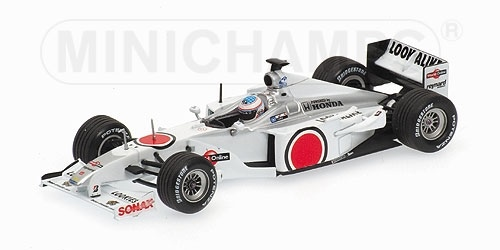 BAR HONDA 002 T. SATO COLLECTION BARCELLONA 2000