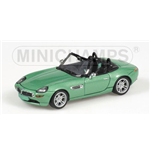 BMW Z8 2001 GREEN METALLIC