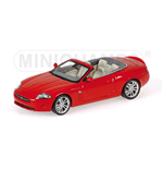 JAGUAR XK CABRIOLET 2005 RED