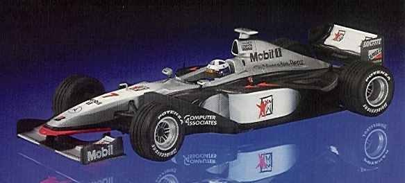 McLAREN MP 4/13 D. COULTHARD 1998