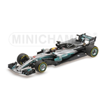 MERCEDES W08 EQ LEWIS HAMILTON WINNER GP CINA WORLD CHAMPION 2017