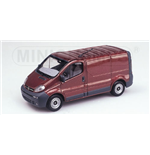 OPEL VIVARO VAN 2001 RED METALLIC