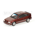 OPEL KADETT GSI 1989 RED METALLIC