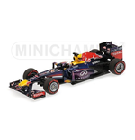 RED BULL RB9 SEBASTIAN VETTEL WINNER BAHREIN GP WORLD CHAMPION F1 2013
