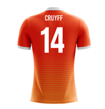 2018-19 Holland Airo Concept Home Shirt (Cruyff 14) - Kids