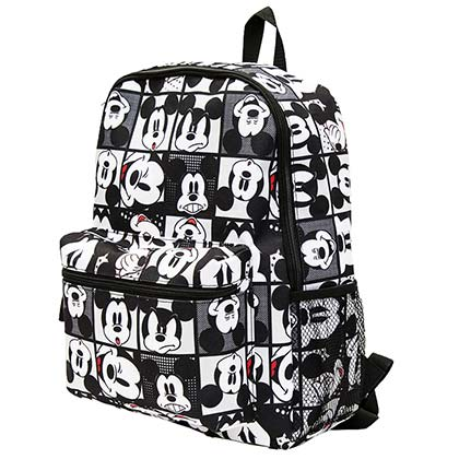 Mickey Mouse Faces 16in DISNEY Backpack