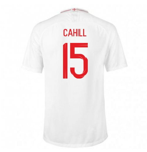 2018-2019 England Home Nike Football Shirt (Cahill 15)